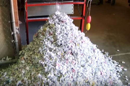 Secure Document Destruction & Shredding