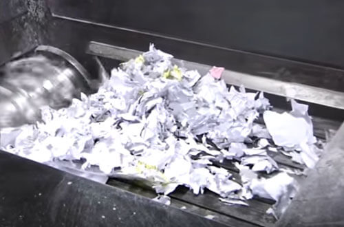 Orange County, CA Paper Shredding Services